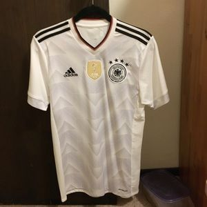 Adidas Germany national soccer team jersey